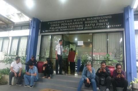 Polisi Prarekonstruksi Kasus Pungutan Liar di Dinas Penanaman Modal