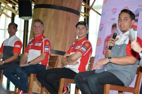 Mulai Nyaman dengan Desmosedici, Lorenzo Optimistis Tatap MotoGP 2017