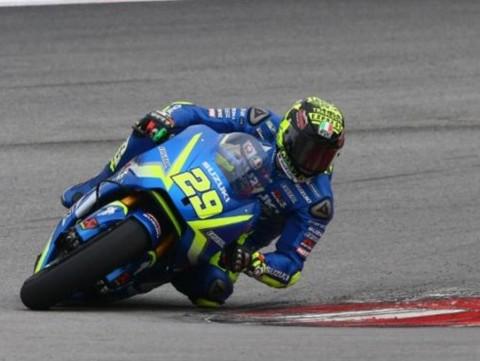 Evaluasi Andrea Iannone Usai Melakoni Pramusim MotoGP 2017