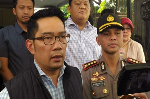 Senin, Kantor Dinas Penanaman Modal Kota Bandung Kembali Beroperasi