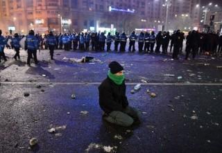 Protes di Rumania Diikuti Setengah Juta Warga
