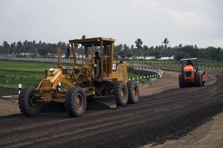 Pengerjaan Jalan Bypass di Padang Berlanjut