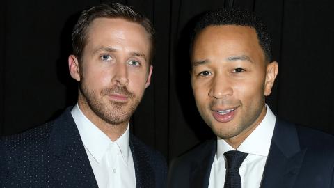 John Legend Mengaku Iri pada Ryan Gosling