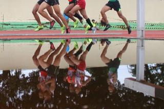 Kendala Stadion Ganggu Persiapan Atlet Atletik Nasional