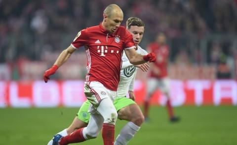 Bungkam Wolfsburg, Muenchen Melenggang ke Perempat Final