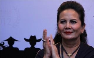 Christine Hakim Puji Komitmen Jokowi Bangun Papua