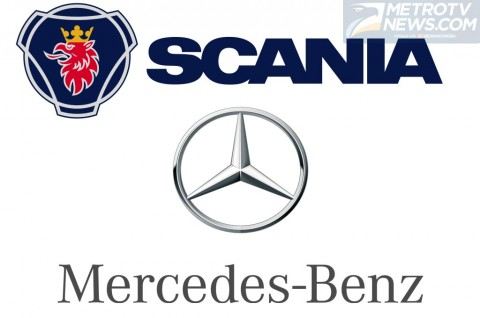 Komparasi Sasis Bis Premium, Scania K410iB VS Mercedes-Benz OC 500 RF