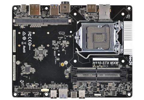 ASRock Kenalkan Motherboard Mungil H110-STX MXM