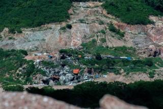 Tambang Emas Rusak Kawasan Tahura Poboya