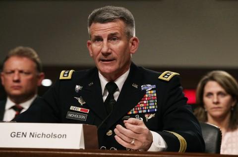 AS Sebut NATO Perlu Tambah Pasukan di Afghanistan
