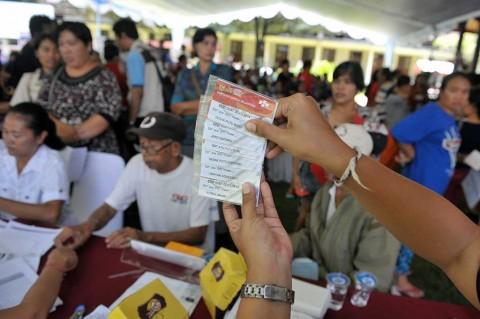 Pemerintah Salurkan Bantuan Program Keluarga Harapan Bali