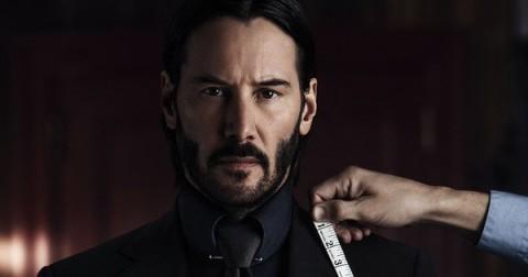 Keanu Reeves Bicara Soal Bagian Akhir John Wick 2