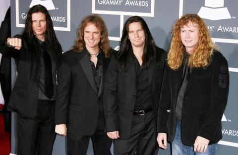 Menang Grammy Awards untuk Pertama Kali, Megadeth: Fantastis!