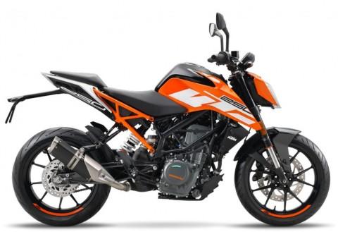 Jangan Harap Motor 250cc Dua Silinder Dari KTM