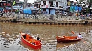 Kali Puri Indah Bakal Disulap Jadi Tempat Wisata Air