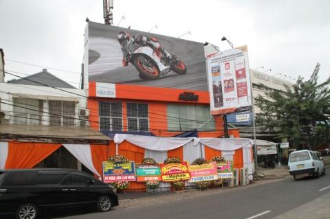 Dealer Baru KTM Resmi Beroperasi di Barat Jakarta