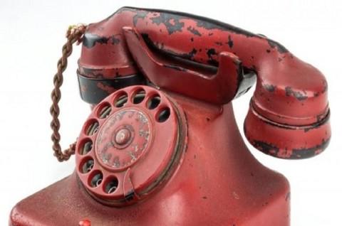 Telepon Milik Adolf Hitler Terjual Lebih dari Rp3 Miliar