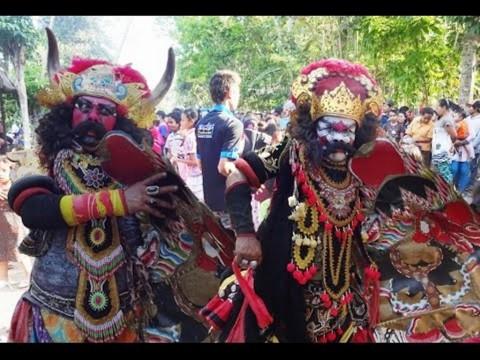 Festival Jaranan Buto Banyuwangi Digelar 11 Maret