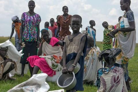 Bencana Kelaparan, 5 Juta Warga Sudan Selatan Butuh Bantuan