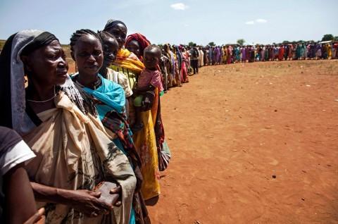 Atasi Kelaparan di Afrika, Inggris Siapkan Rp3,3 Triliun