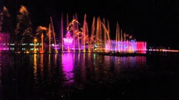 Taman Air Mancur Sri Baduga Habiskan Rp20 Juta Sekali Atraksi
