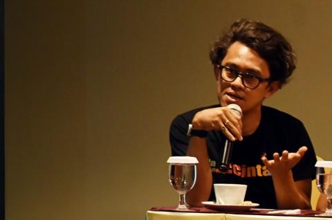 Riri Riza akan Buat Film Kisah Hidup Chairil Anwar