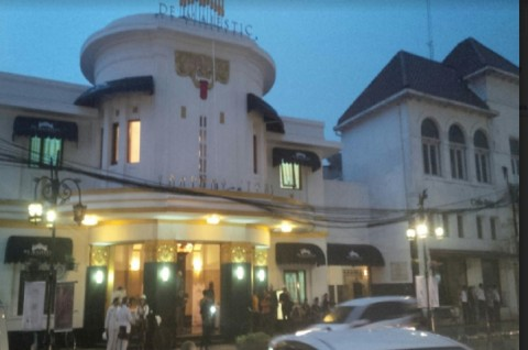 Wajah De Majestic Bandung akan Dikembalikan
