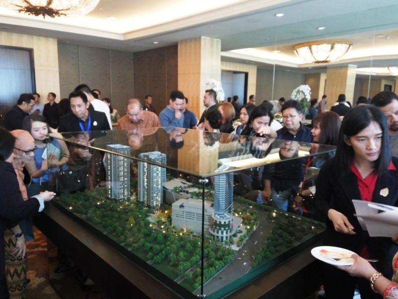 Sinar Mas Land memberikan penawaran harga relatif terjangkau (Foto:Metrotvnews.com/Anggi Tondi Martaon)