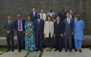 Indonesia Berkomitmen Lebih Berkontribusi dalam Perdamaian Afrika Barat