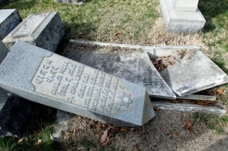 Vandalisme Rusak 100 Makam Yahudi di AS
