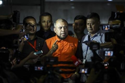 Politikus Jadi Hakim Rawan Korupsi