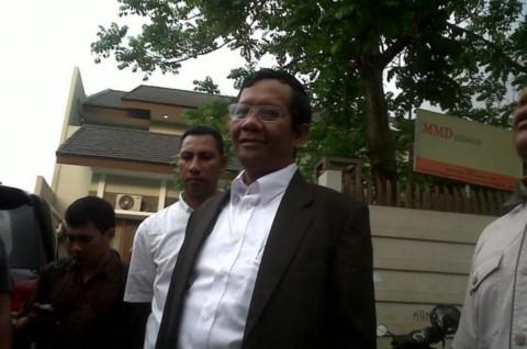 Mahfud MD: Hakim Harus Diawasi