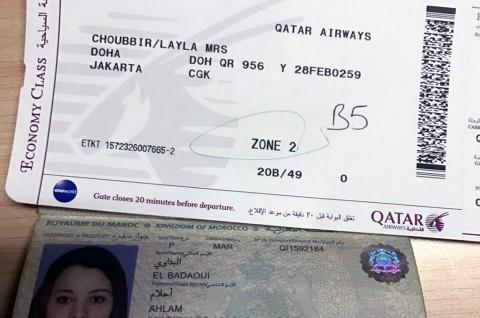 Tiga Wanita Maroko Dipulangkan Petugas Imigrasi Bandara Soetta