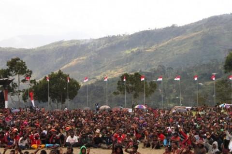 Hipmi Papua Dorong Kontribusi Pembangunan