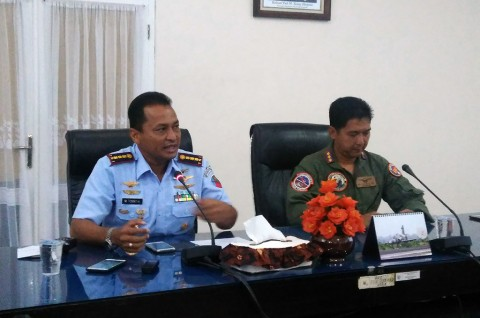 Latihan Terbang TNI AU Dihentikan Sementara Waktu