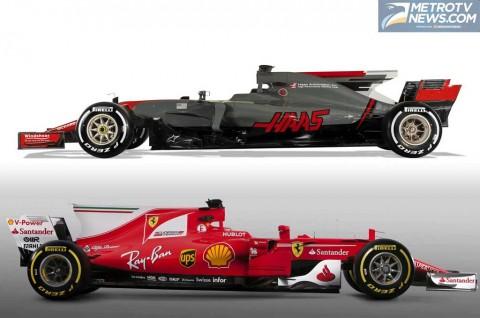 Mobil-Mobil Baru Formula 1 yang Makin Eksotik