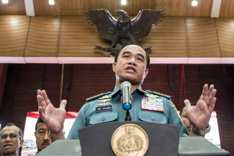 TNI AL Siap Bantu Pencarian Bangkai Kapal Perang Dunia II