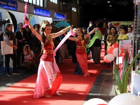 Tari Tradisional Indonesia Meriahkan Pameran Wisata di Hungaria
