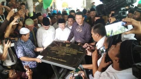 Ahok: Hak Gubernur Tetapkan Makam Mbah Priuk Jadi Cagar Budaya