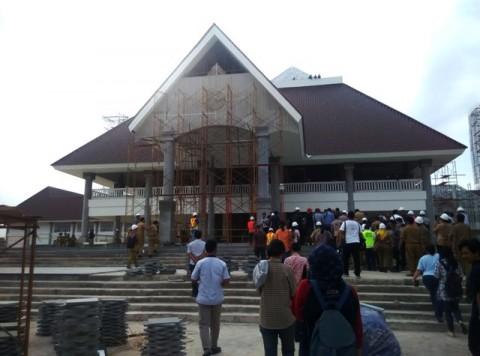Ketua DPW PKB Apresiasi Pembangunan Masjid Raya Jakarta