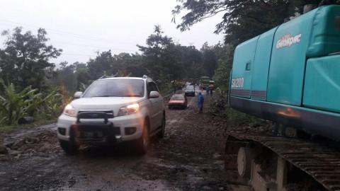 Cirebon-Bandung via Sumedang Sudah Bisa Dilalui
