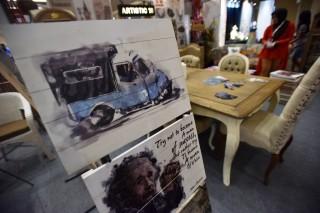 Presiden Sokong Pasar Mebel Diperluas