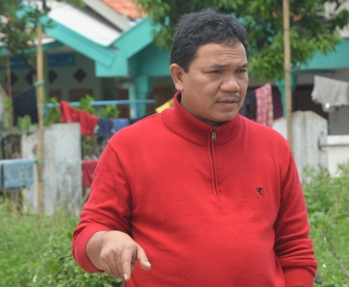 Presiden Madura United, Achsanul Qosasi - (MTVN/ Rahmatullah)