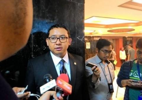 Fadli Zon Bahas kasus KTP-el hingga Freeport dengan Jokowi