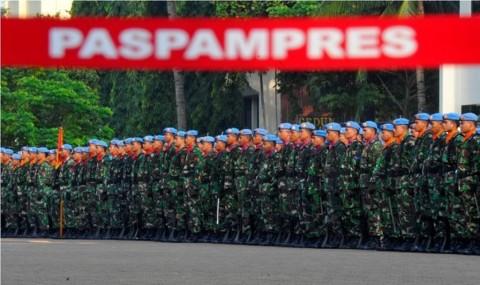 Sosok Brigjen TNI Suhartono, Komandan Anyar Pasukan Pengamanan Presiden