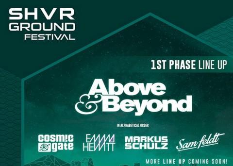 Tiket Prajual Tahap Pertama SHVR Ground Festival Langsung Ludes