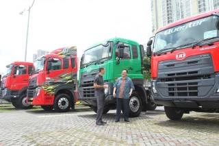 Check and Drive UD Truck Menyapa Pengusaha di Surabaya