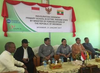 Akhir Maret, RI Segera Bangun Rumah Sakit di Rakhine
