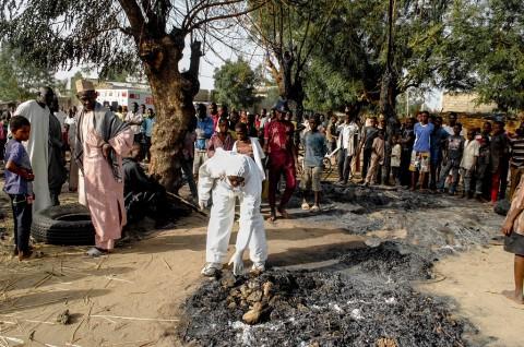 Empat Wanita Ledakkan Diri di Nigeria, Dua Orang Tewas