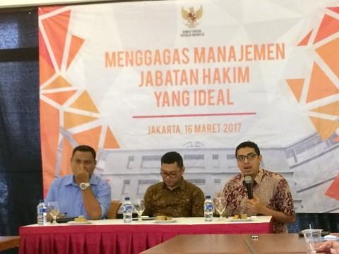 RUU Harus Mencakup Seluruh Problem Hakim di Indonesia